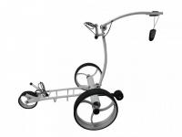 Design Golf Trolley «White Basis»