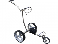 Design Golf Trolley «Silver Shadow» - lieferbar ab März 2021